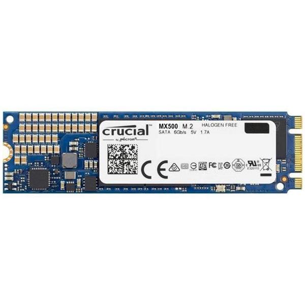 Crucial MX500 1TB M.2 2280 SATA – Disco Duro SSD