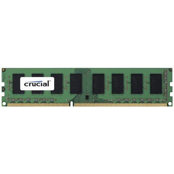 Crucial DDR3 1600MHz 8GB UDIMM ECC 2RX8 – Memoria RAM