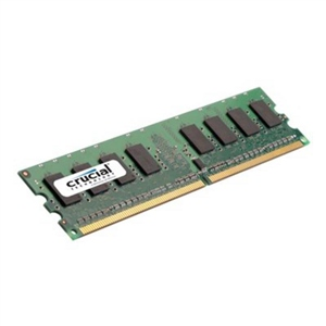 Crucial DDR2 800Mhz 1GB DIMM – Memoria RAM