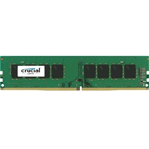 Crucial DDR4 2400MHz 16GB CL17 Dual Rank x8 – Memoria RAM