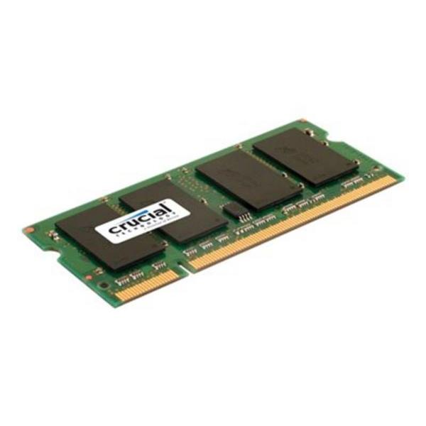 Crucial DDR2 800Mhz 2GB SO DIMM – Memoria RAM