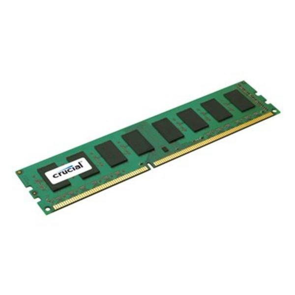 Crucial DDR3 1600Mhz 2GB DIMM – Memoria RAM