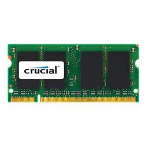 Crucial DDR2 800Mhz 2GB SO DIMM Apple – Memoria RAM
