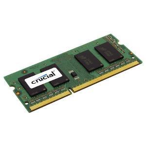 Crucial DDR3 1066 2GB SO DIMM – Memoria RAM