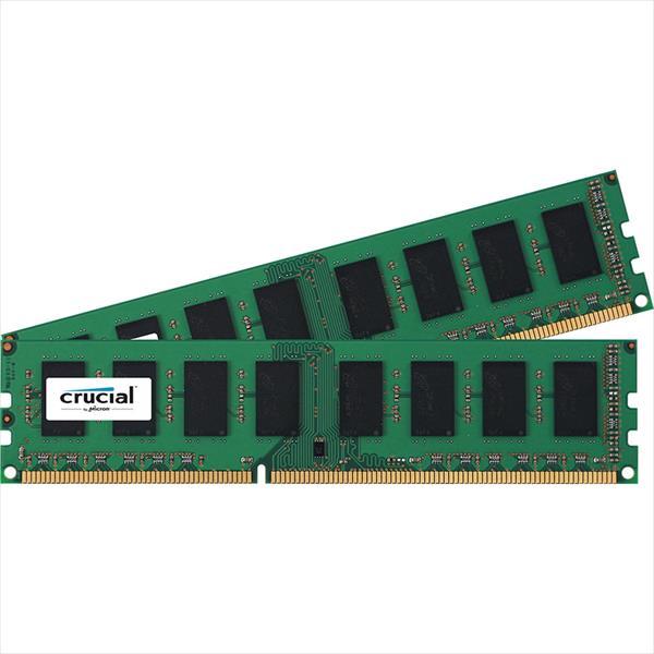 Crucial DDR4 64GB (2x32GB) 2133MHz RDIMM ECC – Memoria DDR4