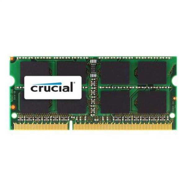 Crucial DDR3 1066Mhz 4GB SO DIMM Apple – Memoria RAM