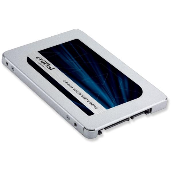 Crucial MX500 500GB SATA – Disco Duro SSD