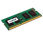Crucial DDR3L 1600Mhz 4GB SO DIMM – Memoria RAM