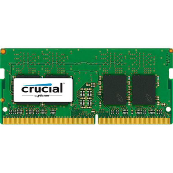 Crucial DDR4 2133MHz 8GB SO-DIMM SR – Memoria RAM