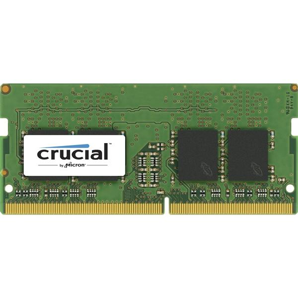 Crucial DDR4 2400MHz 8GB CL17 SR x8 SODIMM – Memoria RAM