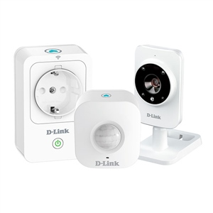 D-Link DCH-100k Starter kit – Alarma