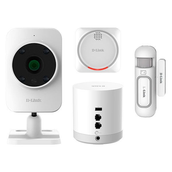 D-Link DCH-107KT Security Kit- Alarma
