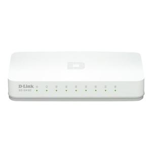 D-Link GO-SW-8E 8P 10/100 – Switch