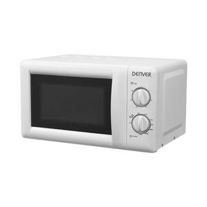 Denver OG2030 800W 20L Grill Blanco - Microondas