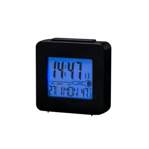DENVER REC-34 Digital con Calendario y radio – Despertador