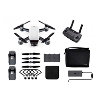 DJI Spark Alpine White Combo – Drone