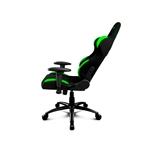 Drift Gaming DR100 Negro / Verde - Silla