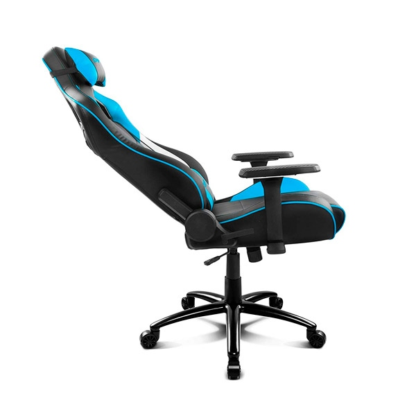 Silla Gaming Drift DR400 Negra / Azul / Blanco - Silla