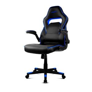 Silla Gaming Drift DR75 Negra/Azul – Silla