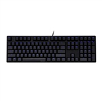 Ducky One LED Azul Cherry MX Red – Teclado