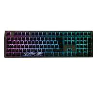 Ducky Shine 7 Gunmetal MX Blue RGB - Teclado