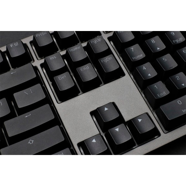 Ducky Shine 7 Gunmetal MX White RGB - Teclado