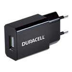 Duracell Cargador de Pared USB 5V 1A Negro