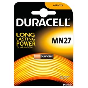 Duracell Pila Alcalina MN27 12V 1 unidad