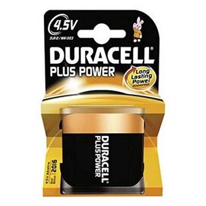 Duracell Pilas Alcalinas Plus Power 3LR12 4.5V 1 unidad