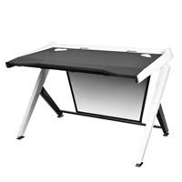 DXRacer GD/1000/NW negro / blanco – Mesa gaming