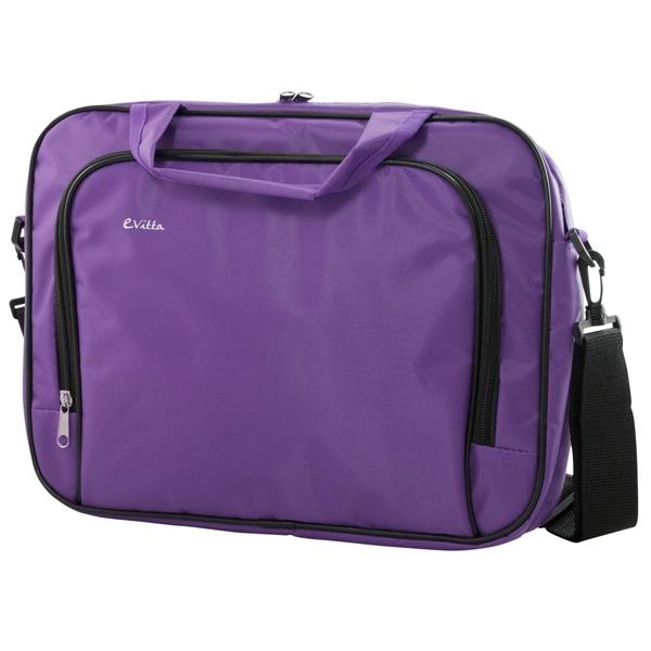 E-VITTA Essentials Hasta  portatiles de 16″ Morado – Maletin