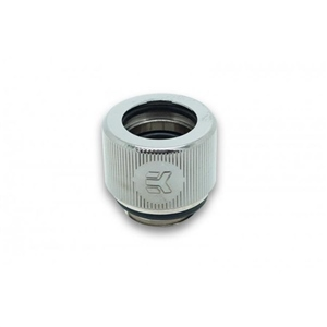 EKWB EK-HDC Fitting 12mm G1/4 Níquel Negro – Racor
