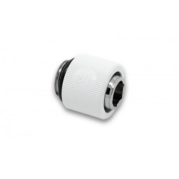 EKWB EK-ACF Fitting 13/10mm G1/4 blanco – Racor