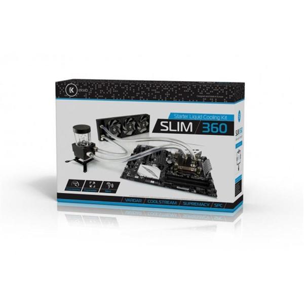 EKWB EK-KIT S360 – Refrigeración Líquida