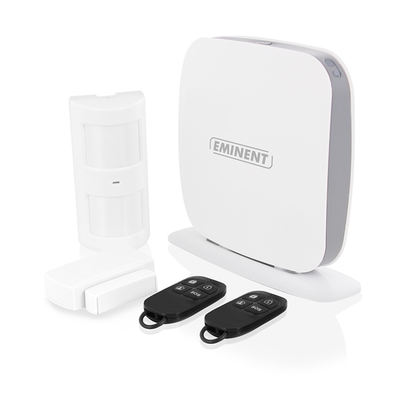 Eminent Starter Kit alarma Wireless SMS / GSM – Alarma