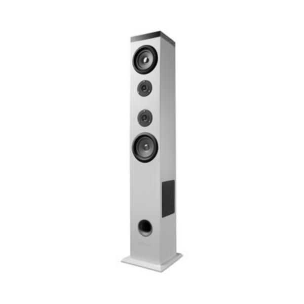 Energy Sistem Bluetooth tower 5 60W 2.1 blanco – Altavoces