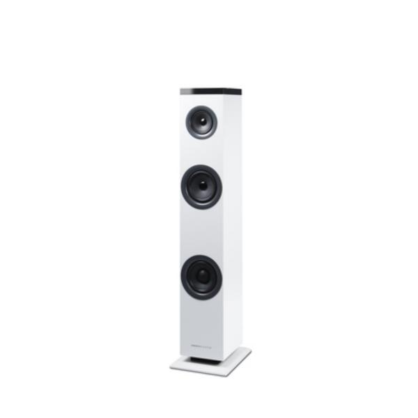 Energy Sistem Bluetooth tower 1 30W 2.0 blanco – Altavoces