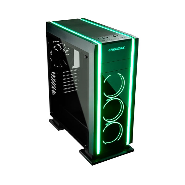 Enermax Saberay negra RGB - Caja