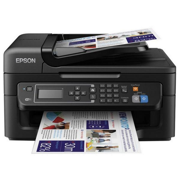 Epson WorkForce WF-2630WF – Multifuncional inyección