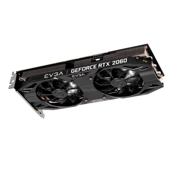 EVGA Nvidia GeForce RTX 2060 XC Ultra Black 6GB DDR6 - VGA