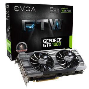 EVGA GeForce GTX 1080 FTW Gaming ACX 3.0 8GB – Gráfica