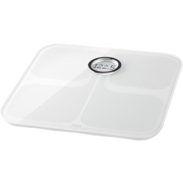 FiTBit Aria Wi-Fi Smart Scale Blanca – Báscula Inteligente