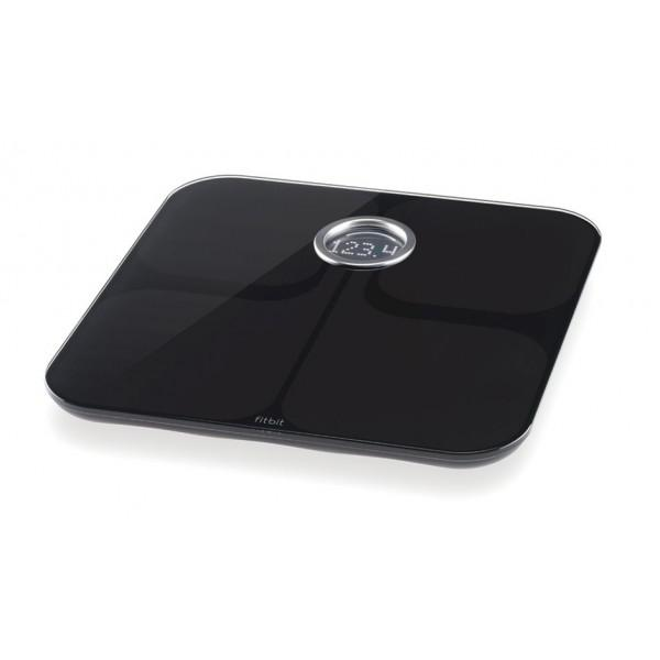 FiTBit Aria Wi-Fi Smart Scale Negra – Báscula Inteligente