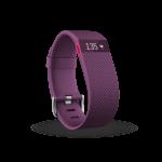 Fitbit Charge HR Grande ciruela – Pulsera de actividad