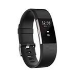 Fitbit Charge 2 Grande negro/plata – Pulsera de actividad