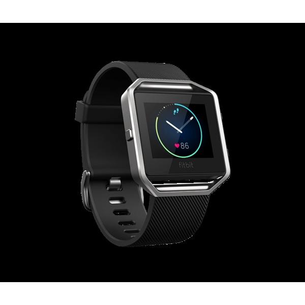 Fitbit Blaze pequeño negro/plata – Reloj Smartwatch