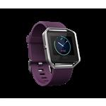 Fitbit Blaze grande lila/plata – Reloj Smartwatch
