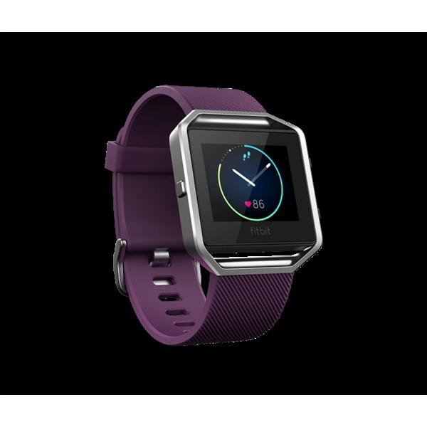 Fitbit Blaze pequeño lila/plata – Reloj Smartwatch