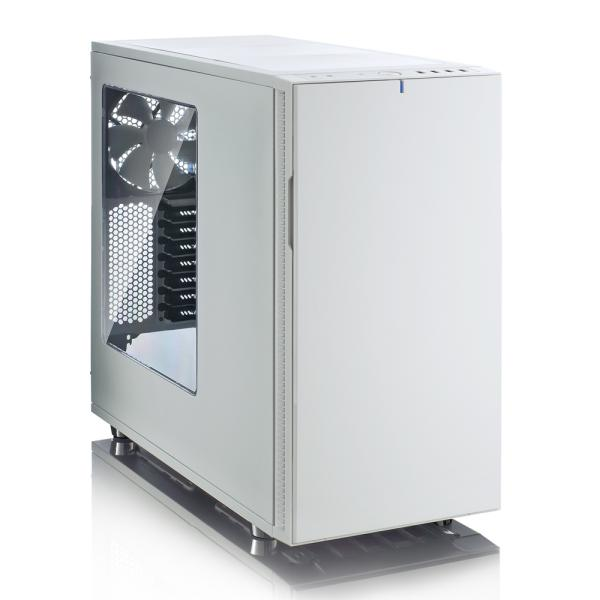 Fractal Design Define R5 blanca con ventana – Caja