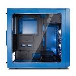 Fractal Focus G azul con ventana – Caja